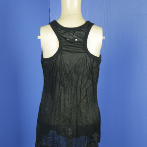 Tops - Charlotte Russe black small tank